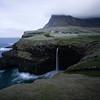 Mulafossur, Gasadalur, Faroe Islands