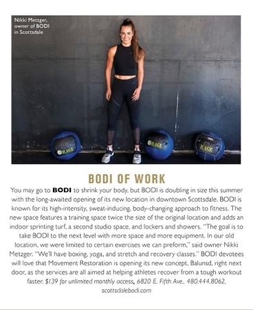 Scottsdale Modern Luxury Magazine - July 2017