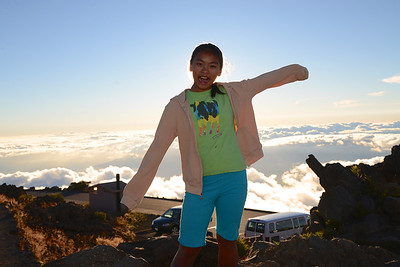 Haleakala Sunset 10614 4x6