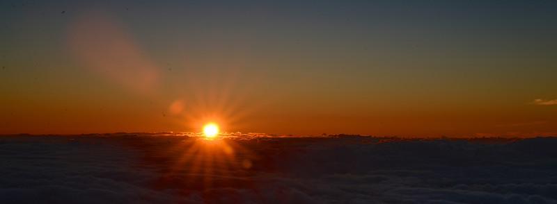 Haleakala Sunset 10658