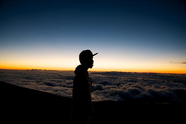 Haleakala Sunset 10717 4x6