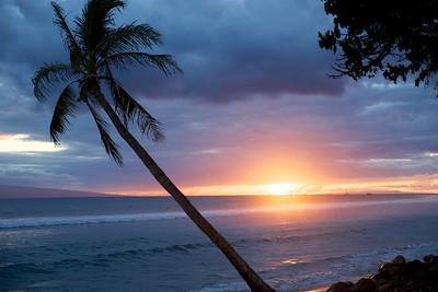 Papalaua Sunset 10551 4x6