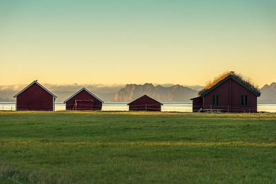 Klokkarholmen cabins