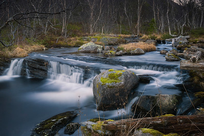 Litlvatnet river