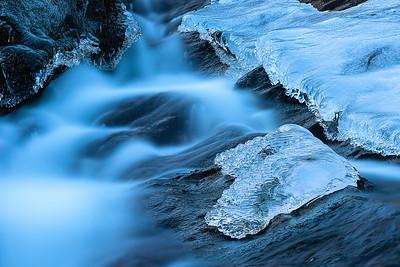 Forselva ice