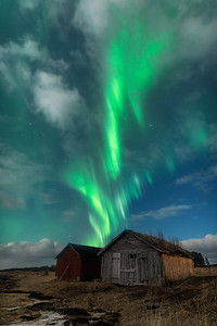 Skoglund Northern light