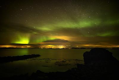 Fantasie Steigberg aurora borealis