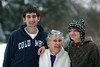 Adrian Rothschild, Naomi Rothschild, Dylan Rothschild<br /> <br /> Photo for holiday card