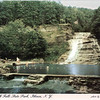Buttermilk Falls State Park, Ithaca, NY. (Photo ID: 45331)