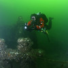 Dene Ulmschneider<br /> <br /> Dive on the wreck of the Travis Tug