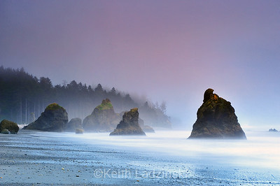 ruby beach, olympic national park, washinton
