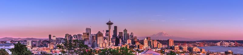 Seattle Pano