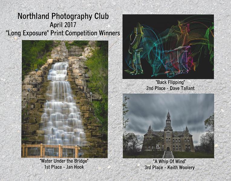 NPC April 2017 Print Competition Winners