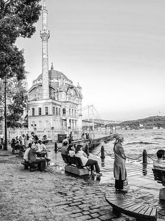 Istanbul B&W Series 1