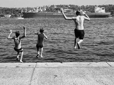 Istanbul B&W Series 4