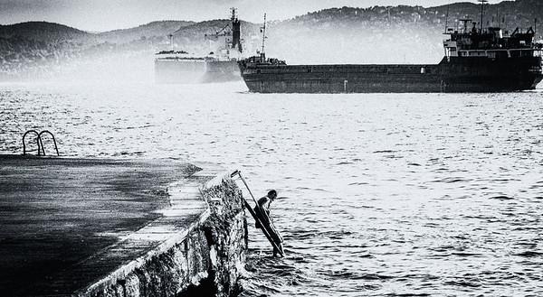Istanbul B&W Series 2