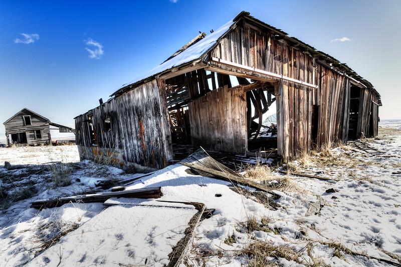 Into the Barn