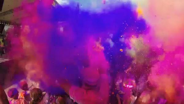 The Color Run 2013, Portland Oregon