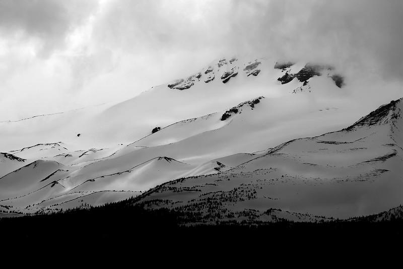 Snowy Ridges