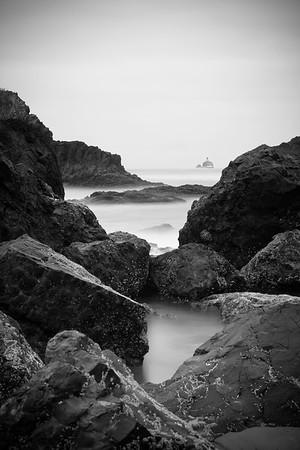 Tillamook Lighthouse By Beverly Downen