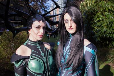 Emerald City Comic Con (ECCC) 2018