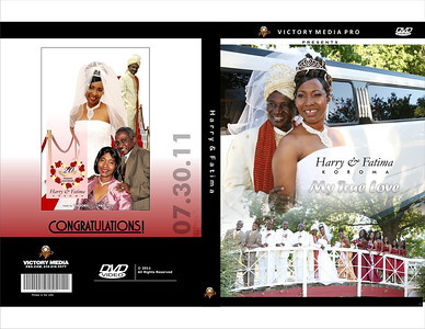 Fatima and Harry dvd