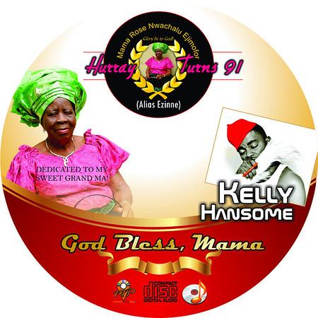 Kelly CD Thank You Mama 5