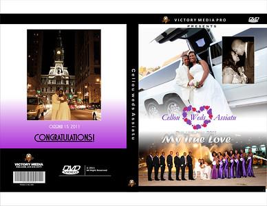 Cellou weds Assiatu cover