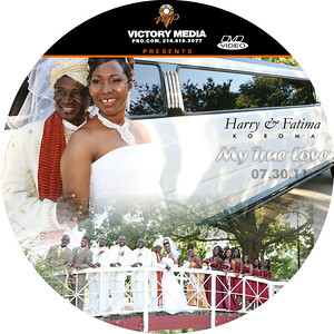Fatima and Harry dvd in