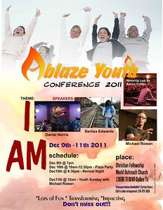 CFWOC Youth flyer