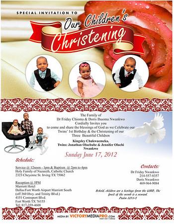 Babies Invitation web invitation