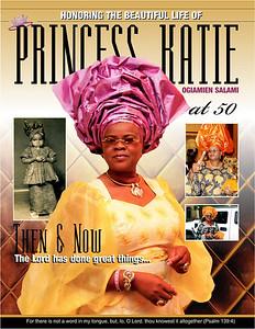 Princess Karie Program 5 cover 2