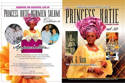 Princess Karie Program 5 cover