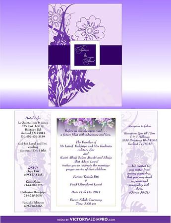Fatima and Fuad Invitation email version