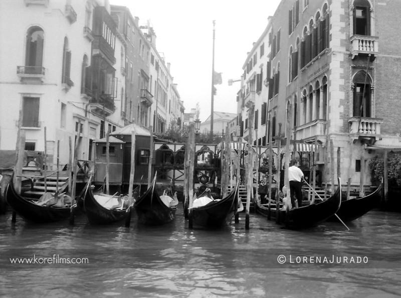 Venice, Italy  (May, 2004) Photograph by Lorena Jurado