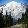 Mount Rainier National Park<br /> Photograph by Mary Palaskonis