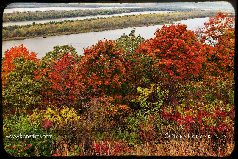 Photo by Mary Palaskonis<br /> <br /> Pere Marquette State Park, Illinois