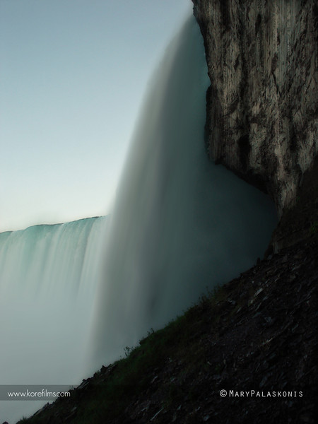 Photo by Mary Palaskonis<br /> <br /> Niagara Falls, Canada