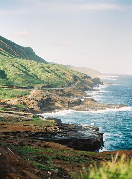 Ka Iwi Coast