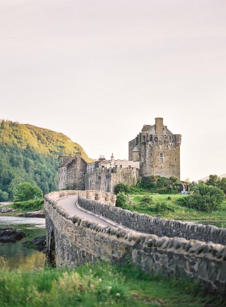 Eileen Donan Castle