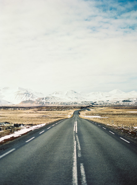 Iceland Road 3