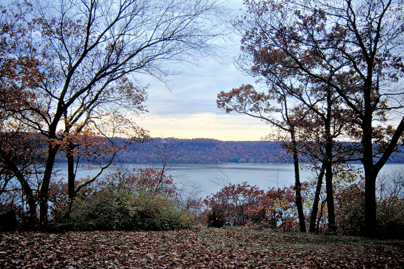 Palisades from Fort Tryon Park