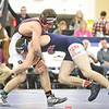 Jeremiah Lynch wrestles in the championship finals Saturday, Jan. 14 at Watkins Glen.