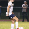 Hannah Morse scored two goals for Watkins Glen in the sectional game last week. FILE PHOTO