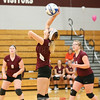 Elizabeth Medina had two attacks, one assist, and three aces against Honeoye. FILE PHOTO