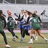 Brooke Dinehart splits the defense, Friday, March 31 at Penn Yan.