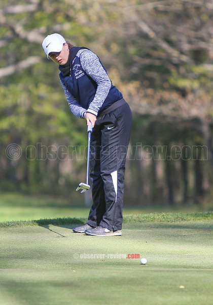 Hanley Elliott competed for Watkins Glen at the New York State Public High School Athletic Association golf championships. File photo