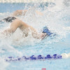 Nathaniel Wickham was first in the 50 freestyle and the 100 freestyle against Odessa. FILE PHOTO