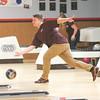 Jared Hartman led the boys team with a 607, Thursday, Jan. 4.