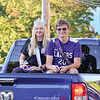 This year the Hammondsport homecoming court featured Queen Caroline Fricke and King Matthew Cole (above).